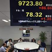 La Banque du Japon fait baisser le yen