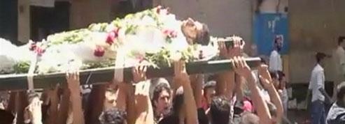 La répression syrienne adéjà fait 2000 morts