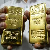 L'or a touché le niveau record de 1800 dollars