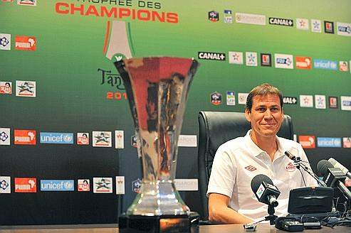 Rudi Garcia: «Je compte sur nos qualités de compétiteurs»