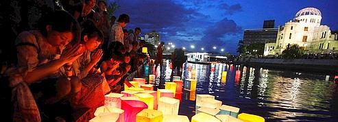 Ébranlé par Fukushima, le Japon se souvient d'Hiroshima
