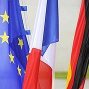 Paris et Berlin pressent Rome et Madrid