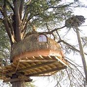 «La Cabane en l'air propose aujourd'hui quelque deux cents cabanes dans toute la France. (Crédits photo: DR)