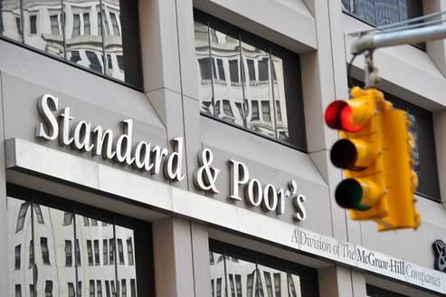 Le siège de Standard & Poor's à New York.