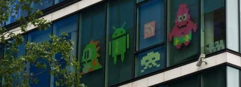 «Guerre des post-it» : les entreprises jouent le jeu