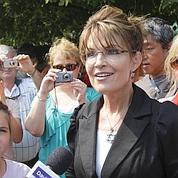 Palin et son bus ne se laissent pas oublier