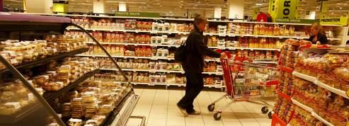 Hausse des prix et baisse des ventesdans les supermarchés