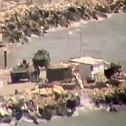 Syrie : des navires pilonnent Lattaquié