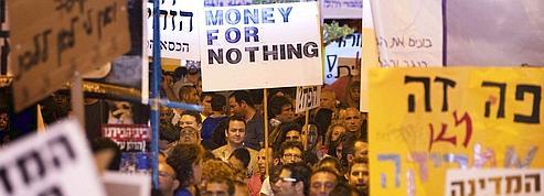 Des dizaines de milliers d'Israéliens dans les rues contre la vie chère