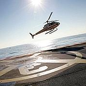 Des hélicoptères pour éviter les bouchons ?