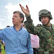 Les deux défis du président Santos