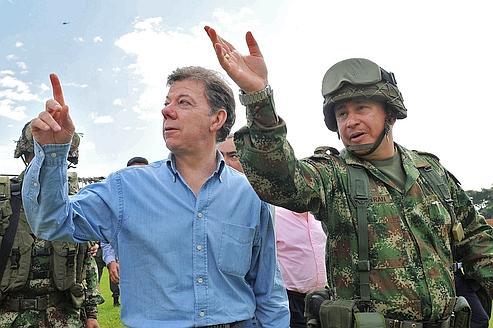 Colombie : les deux défis du président Santos