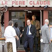 Au Père Claude, à la table de la République