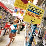 Carrefour et Auchan misent sur la rentrée