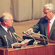 Boris Eltsine, homme providentiel malgré lui