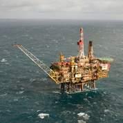 Shell peine à stopper une fuite en Écosse