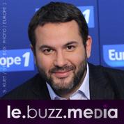 «Europe 1 est la radio de l'événement»