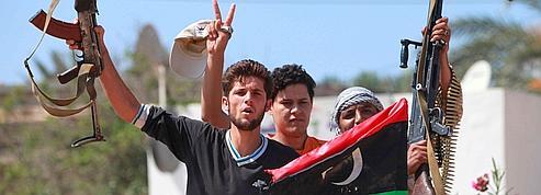 Tripoli aux mains des rebelles