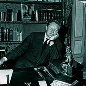 Maurice Druon,le romancier de l'histoire