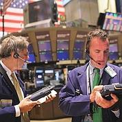 Wall Street s'offre un fort rebond