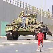 Ils sont venus de l'Ouest pour prendre Tripoli