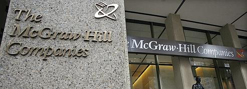 McGraw-Hill, maison mère de S&P, peut-être démantelée
