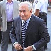 Les charges contre DSK sont abandonnées