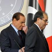 Après Paris mercredi, Mahmoud Jibril a été reçu à Rome jeudi.