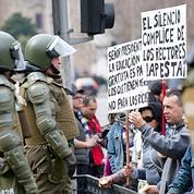 Vague de contestation sociale au Chili