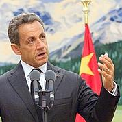 À Pékin, Sarkozy se veut rassurant sur l'euro