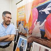 Ali Ferzat, caricaturiste aux mains brisées