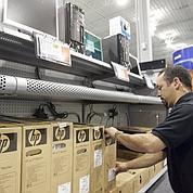 HP tente de préserver ses ventes de PC