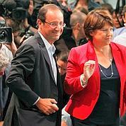 Hollande et Aubry ne se laissent aucun répit