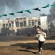 Nous avons vu tomber la citadelle de Kadhafi
