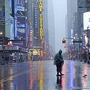 New York transformée en ville fantôme