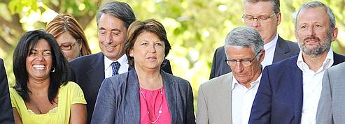 Aubry veut rattraper son retard sur Hollande