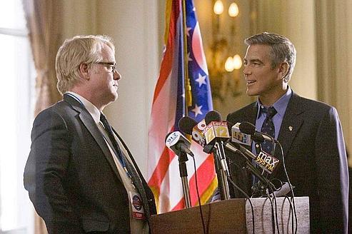 George Clooney dans les coulisses du pouvoir