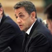 Sarkozy appelle le G20 à agir pour la croissance
