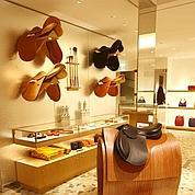 Hermèsfait flamber son action en Bourse