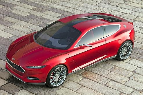 Sur le plan technologique, Evos est à la pointe avec une motorisation hybride rechargeable, essence-électricité, déjà vue sur le C-Max Energi présenté au dernier salon de Detroit. (Photos DR)