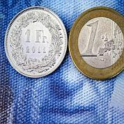 Les Suisses secoués par la hausse du franc