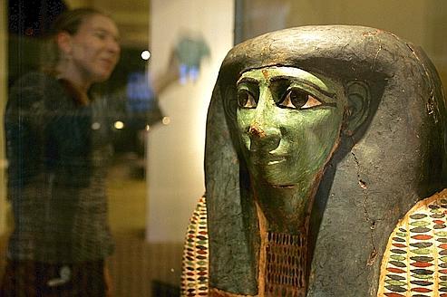 La reine d'Égypte s'appliquait des pommades cancérigènes