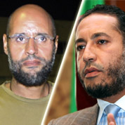 Le clan Kadhafi se divise