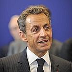 Nicolas Sarkozy lors du sommet européen de Bruxelles, jeudi 21 juillet.