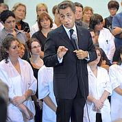 Chômage : Sarkozy vante sa «ténacité»