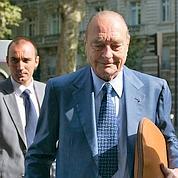 Veillée d'armes dans le camp Chirac