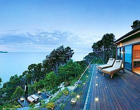 hôtel de luxe nouvelle zelande