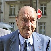 L'état de santé fragile de Jacques Chirac