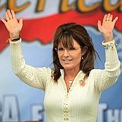 Palin se positionne en «outsider naturel»