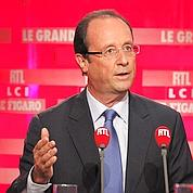 Hollande attend la parole de DSK